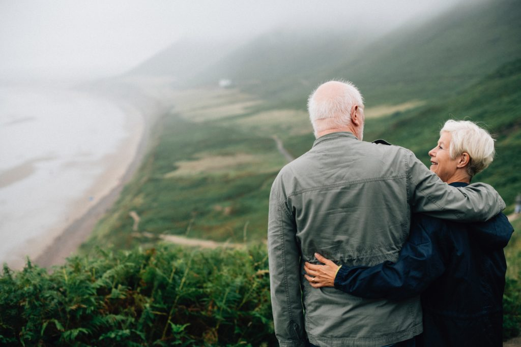 Couple Worried About the Future